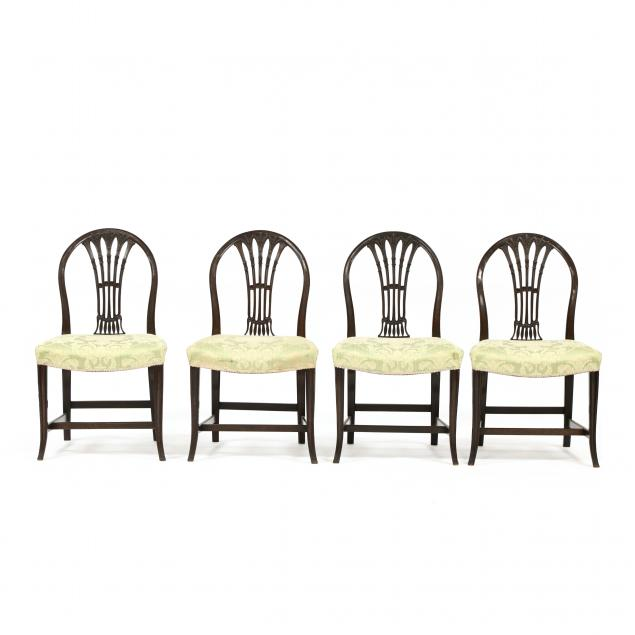 set-of-four-english-sheraton-carved-mahogany-side-chairs
