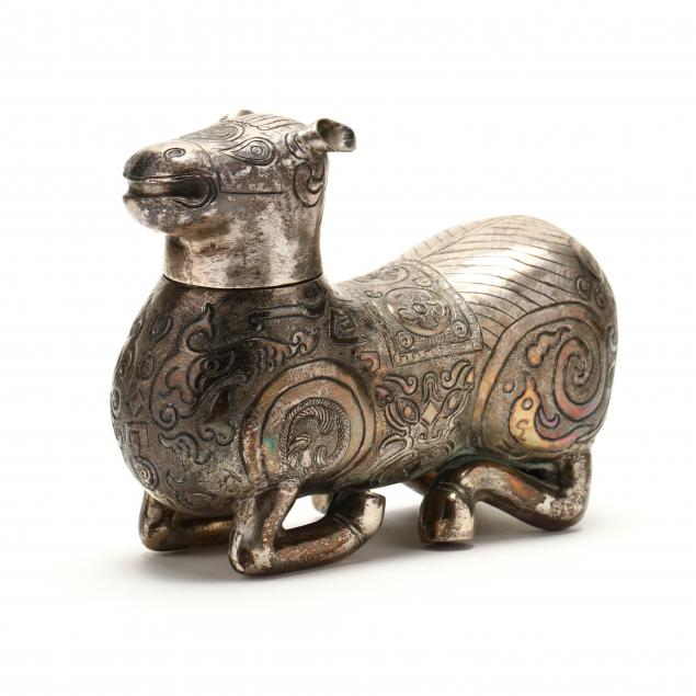 a-chinese-silver-zoomorphic-box