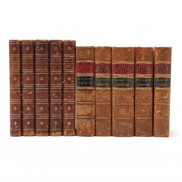 24-antique-leatherbound-british-books
