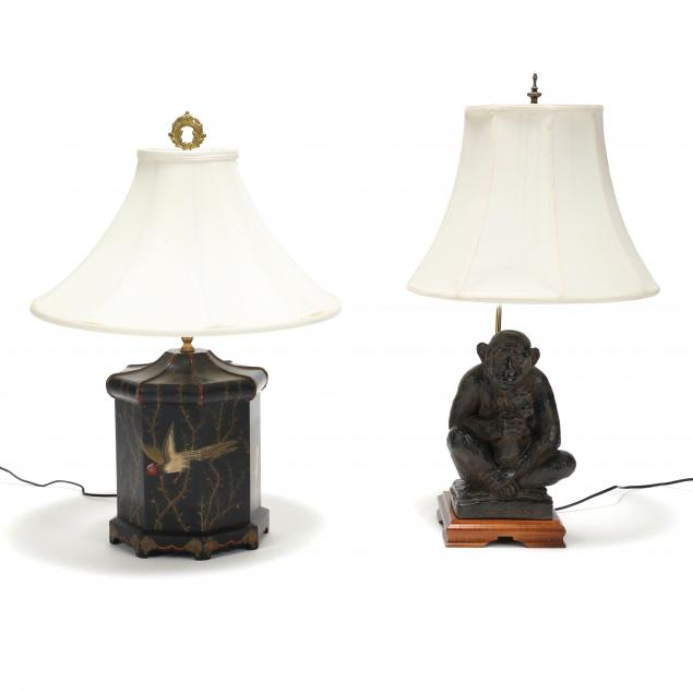 two-decorative-table-lamps