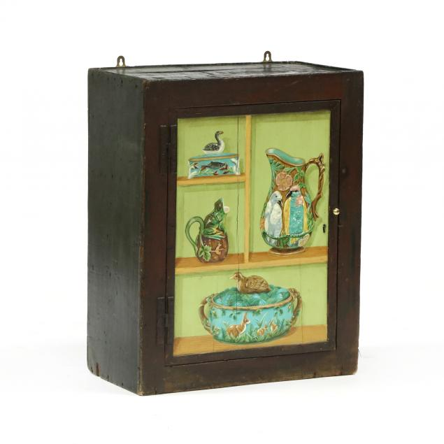 trompe-l-oeil-painted-antique-hanging-cupboard