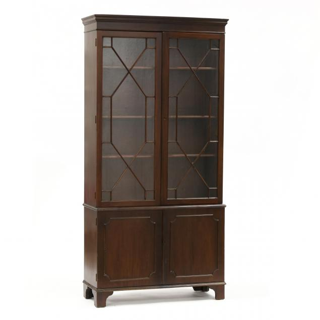 edwardian-diminutive-mahogany-china-cabinet