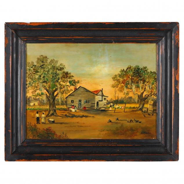 emmie-mayberry-mcintire-sc-1874-1948-low-country-scene