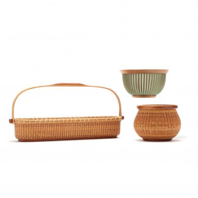 three-baskets-by-darryl-and-karen-arawjo-pa