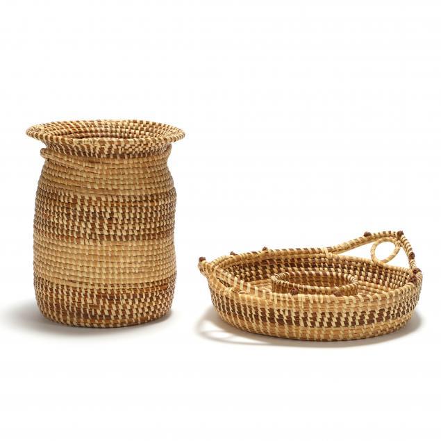 two-charleston-sweetgrass-baskets-mary-jackson