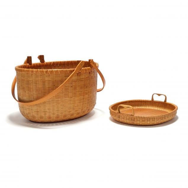 two-nantucket-baskets-arthur-martin-am-1930-2000