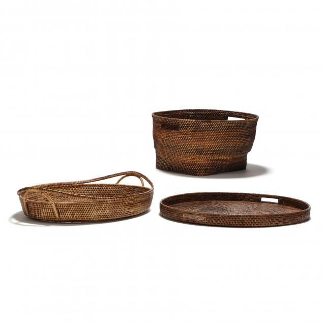 three-large-contemporary-baskets-southwest-asia