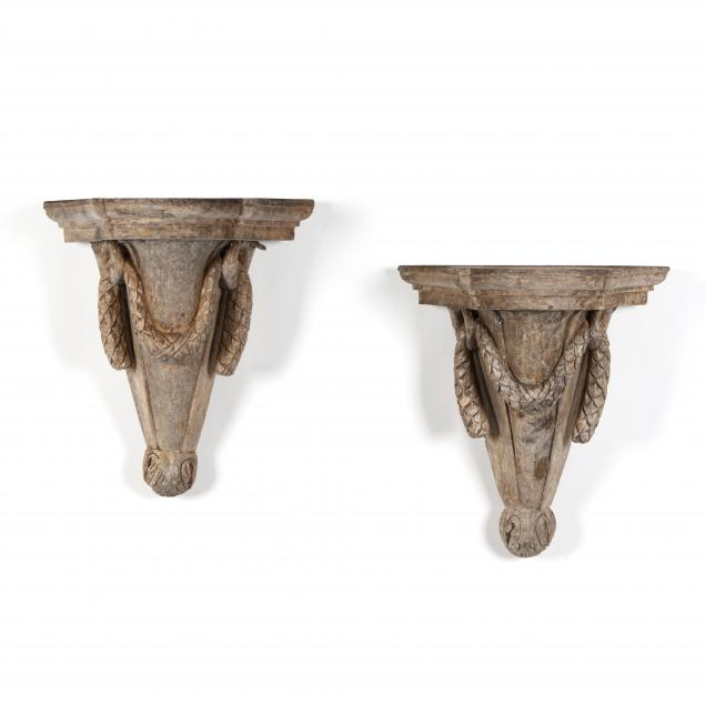 pair-of-antique-continental-carved-wall-brackets
