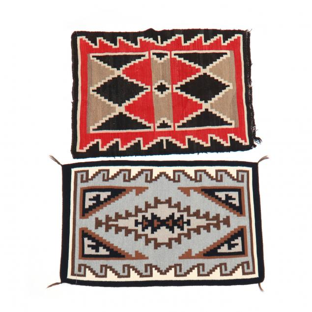 two-navajo-area-rugs
