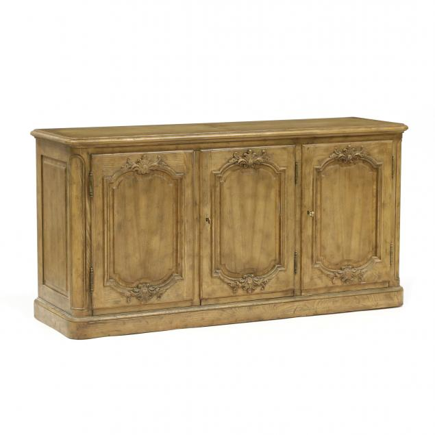 baker-french-provincial-carved-oak-buffet