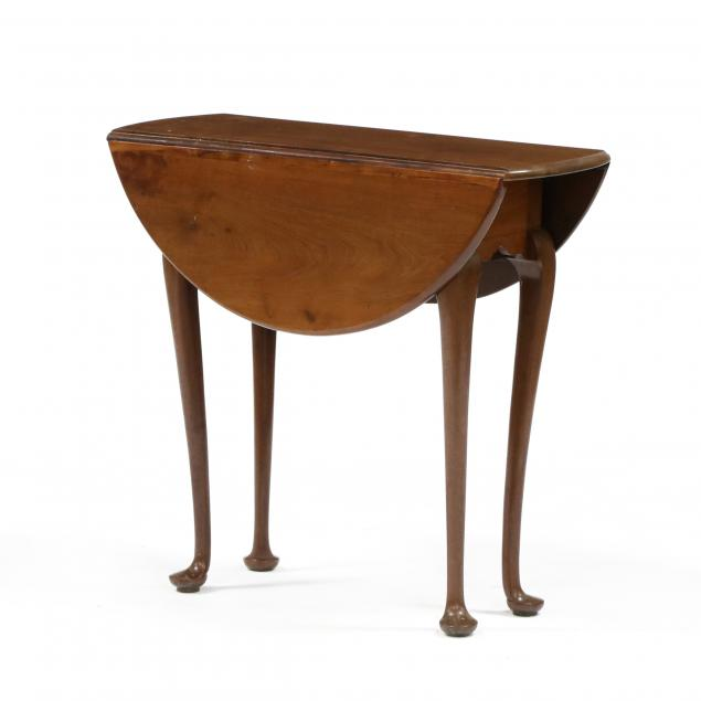 american-queen-anne-mahogany-diminutive-drop-side-table