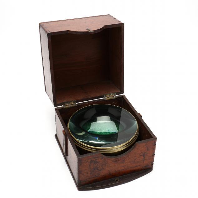 large-american-or-english-magic-lantern-condensing-lens