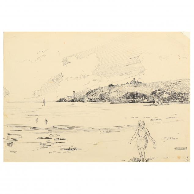 scottish-school-thirteen-landscape-theme-works-on-paper