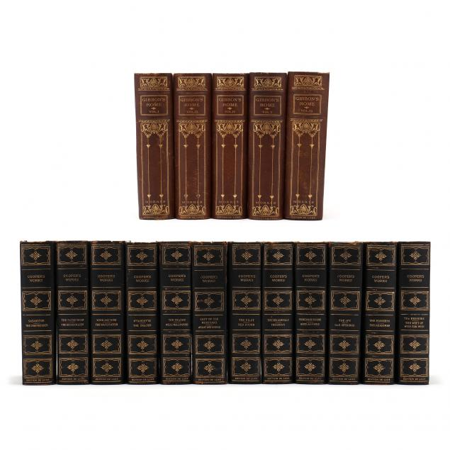 two-partial-edition-deluxe-letherbound-book-sets