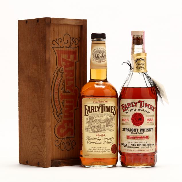 early-times-kentucky-whisky