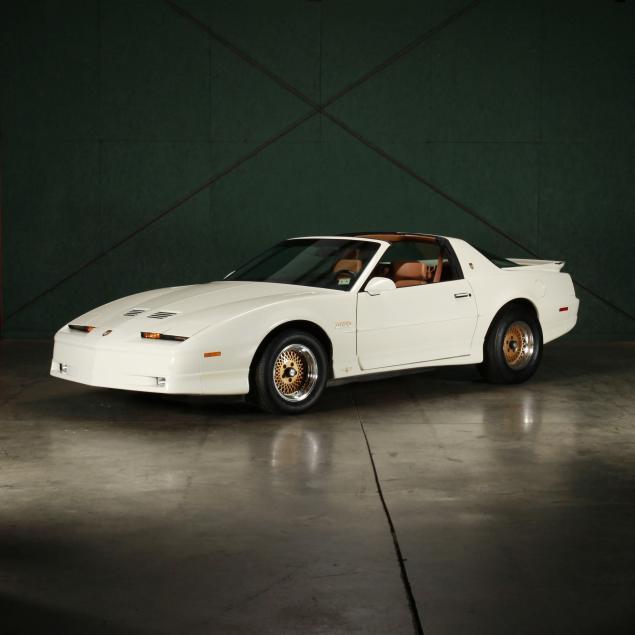 barn-find-one-owner-1989-pontiac-firebird-trans-am-turbo-20th-anniversary-edition