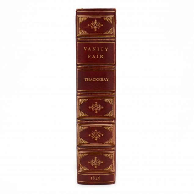 thackeray-william-makepeace-i-vanity-fair-i-first-edition