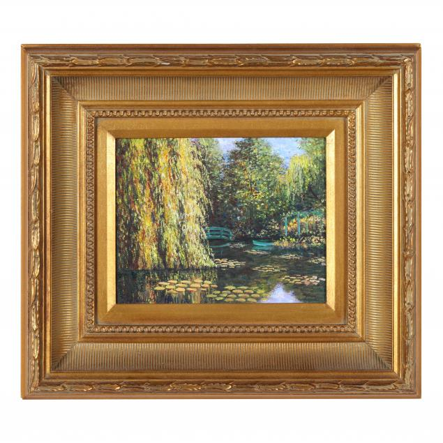 lynwood-hall-american-20th-21st-century-monet-s-garden-at-giverny