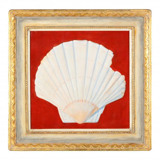 comer-jennings-jr-american-1926-2016-scallop-shell