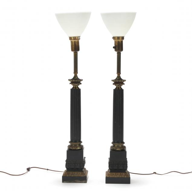stiffel-pair-of-neoclassical-style-columnar-table-lamps
