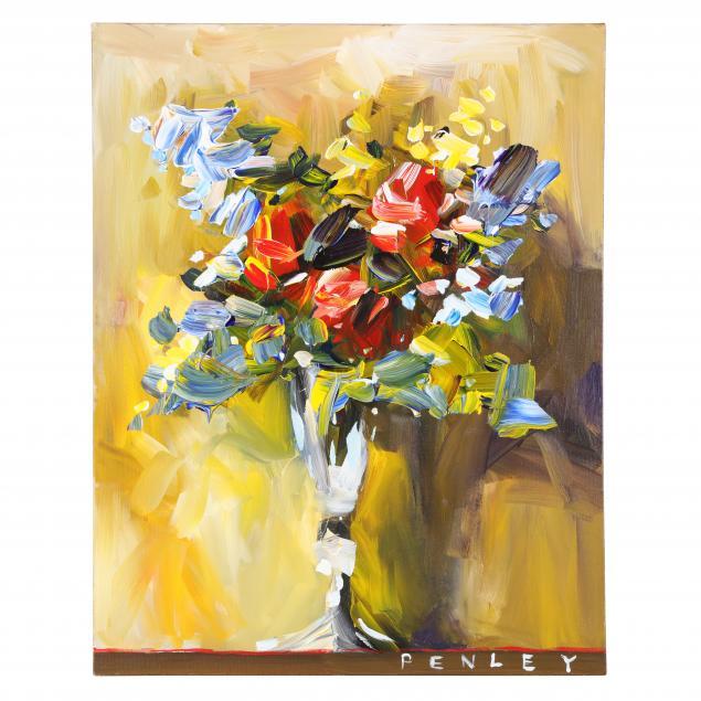 steve-penley-american-b-1964-i-flowers-i
