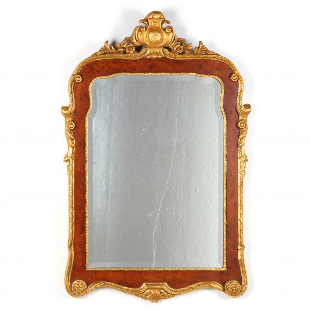 italianate-gilt-burl-wood-mirror