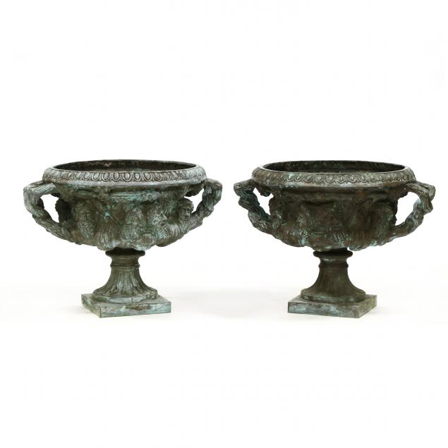 an-impressive-pair-of-large-warwick-bronze-urns
