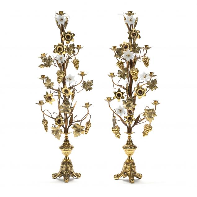 pair-of-brass-and-opal-glass-altar-candelabra
