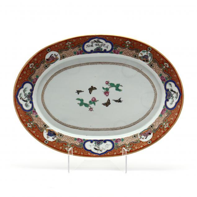 a-large-japanese-oval-imari-platter