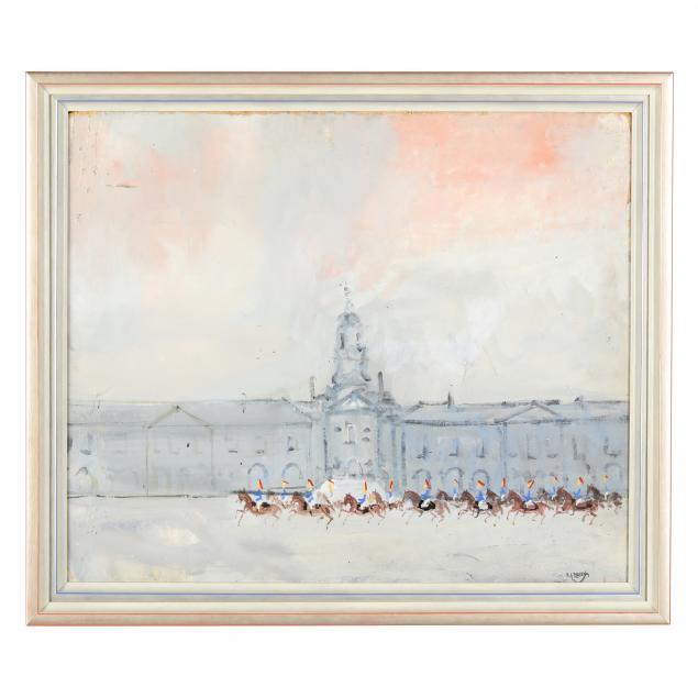 paul-lucien-dessau-british-1909-1999-the-royal-horse-guards