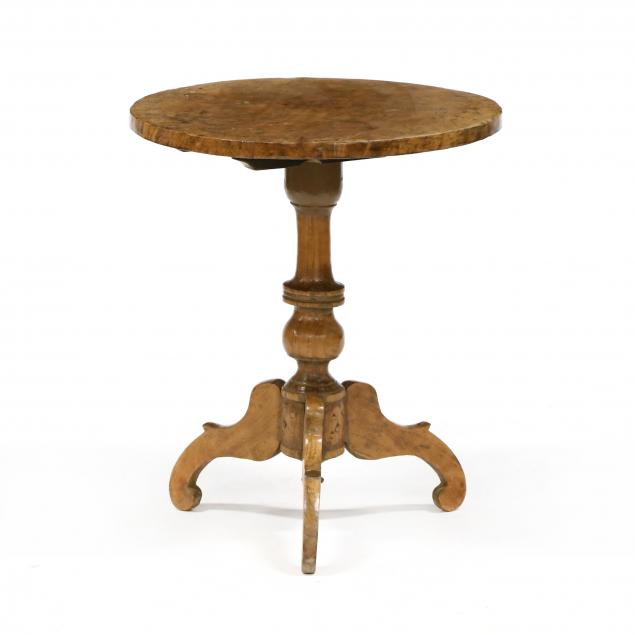 continental-burl-wood-side-table