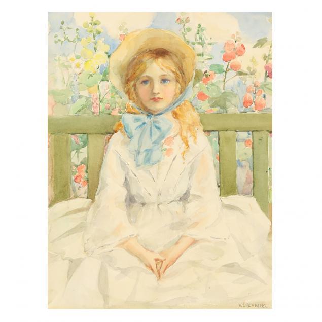 violet-edgecombe-jenkins-british-19th-20th-century-i-clara-i