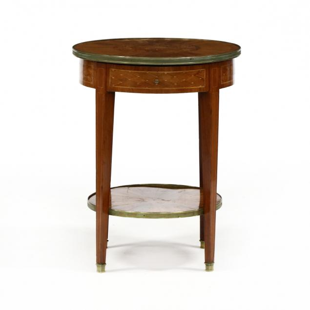 antique-french-marquetry-inlaid-one-drawer-table