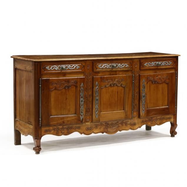 french-provincial-carved-cherry-buffet
