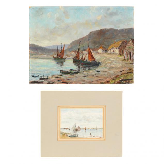 terrick-john-williams-british-1860-1936-two-maritime-paintings