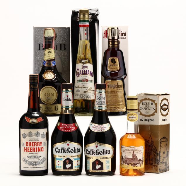 enticing-liqueur-collection