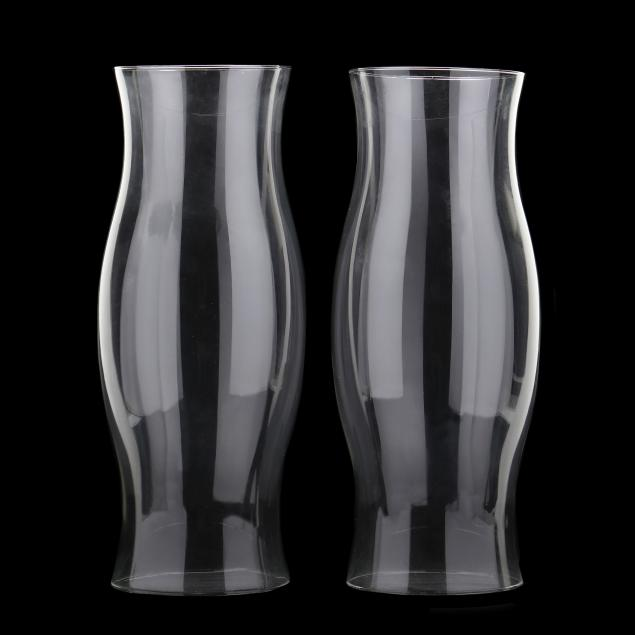 pair-of-large-glass-hurricanes