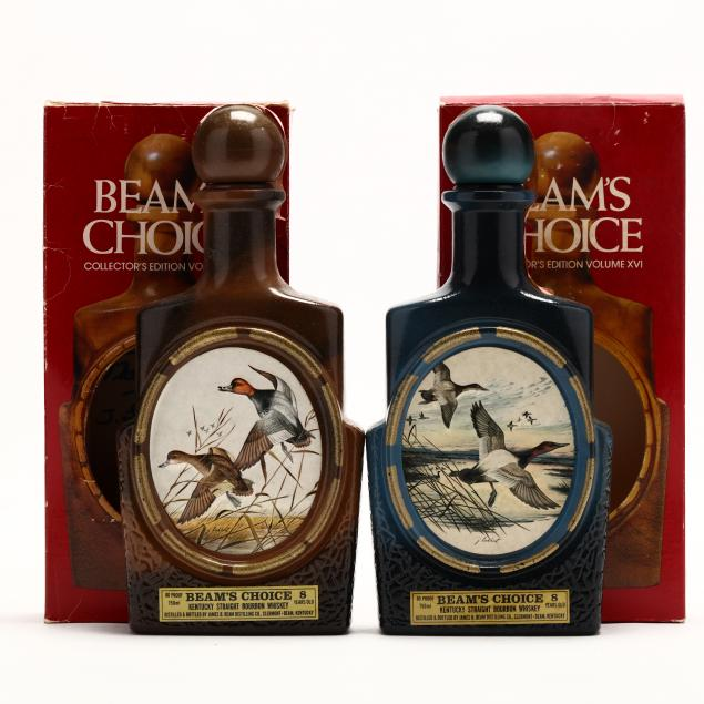 beam-s-choice-whiskey-j-lockhart-decanters
